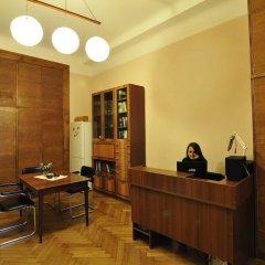 Voyager Hostel Львов интерьер отеля