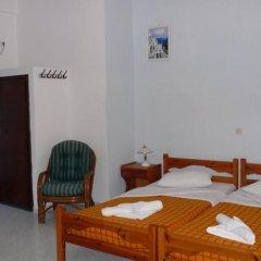Отель Villa Gambas Греция, Остров Санторини - отзывы, цены и фото номеров - забронировать отель Villa Gambas онлайн комната для гостей фото 4