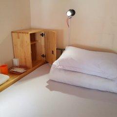 Отель Pizzatethostel Кровать в общем номере фото 4