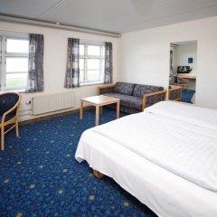 Hotel Søparken 3* Стандартный номер с различными типами кроватей фото 3