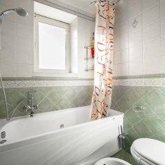 Отель Villa Savoia ванная