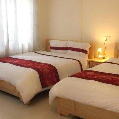 Отель Green Leaves Далат комната для гостей фото 2