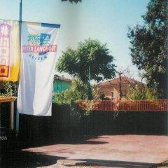 Отель Club Italgor Римини приотельная территория