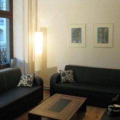 Отель Ruhige Ferienwohnung - Berlin Mitte комната для гостей фото 2
