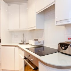 Отель Trafalgar Square Apartments Великобритания, Лондон - отзывы, цены и фото номеров - забронировать отель Trafalgar Square Apartments онлайн в номере фото 2