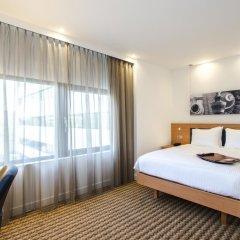 Отель Hampton by Hilton Amsterdam Airport Schiphol 3* Стандартный номер с различными типами кроватей фото 3