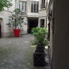 Отель Beaubourg Франция, Париж - отзывы, цены и фото номеров - забронировать отель Beaubourg онлайн