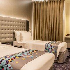 Отель Fairway Colombo 4* Улучшенный номер с различными типами кроватей фото 3