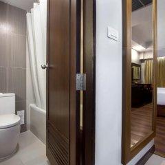 Отель D Varee Jomtien Beach 4* Улучшенный номер с различными типами кроватей фото 8