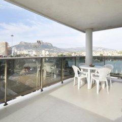 Отель Apartamentos Larimar балкон