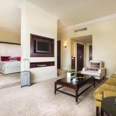 Отель Roda Al Bustan Люкс с различными типами кроватей фото 2