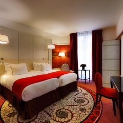 Hotel Carlton Lyon - MGallery By Sofitel 4* Стандартный номер с различными типами кроватей фото 3