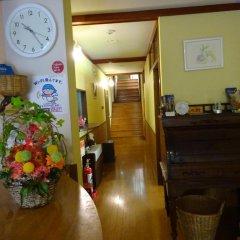 Отель Step House Япония, Яманакако - отзывы, цены и фото номеров - забронировать отель Step House онлайн интерьер отеля