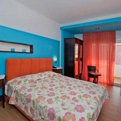 Отель Antigoni Beach Resort 4* Стандартный номер с двуспальной кроватью фото 3