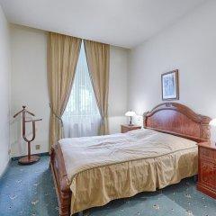 Отель Salve 4* Улучшенный люкс с различными типами кроватей фото 4