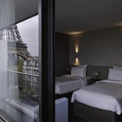 Отель Pullman Paris Tour Eiffel 4* Стандартный номер двуспальная кровать фото 2