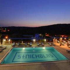 Patara Delfin Hotel Турция, Патара - отзывы, цены и фото номеров - забронировать отель Patara Delfin Hotel онлайн бассейн фото 3