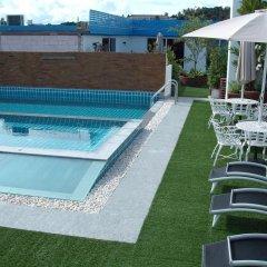 Отель Capannina Inn Таиланд, Пхукет - 10 отзывов об отеле, цены и фото номеров - забронировать отель Capannina Inn онлайн бассейн