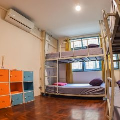The Sibling Hostel Кровать в общем номере фото 5