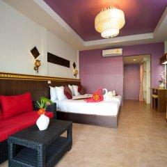 Отель Koh Tao Simple Life Resort 3* Стандартный номер с различными типами кроватей фото 17
