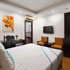 Hanoi Focus Boutique Hotel 3* Номер Делюкс разные типы кроватей фото 18