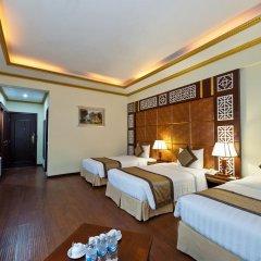 Muong Thanh Sapa Hotel 3* Номер Делюкс с различными типами кроватей фото 4