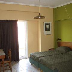 Evripides Hotel 2* Стандартный номер с различными типами кроватей фото 3