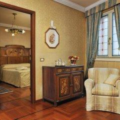 Hotel Mecenate Palace 4* Президентский люкс с двуспальной кроватью фото 3