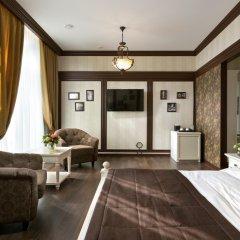 De Gaulle Бутик Отель 4* Улучшенный номер с разными типами кроватей