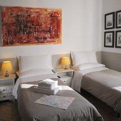 Отель The BlueHostel Стандартный номер с различными типами кроватей фото 3