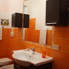 Отель Marzia Inn ванная фото 2