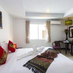 Отель Silver Resortel Стандартный номер с двуспальной кроватью фото 5
