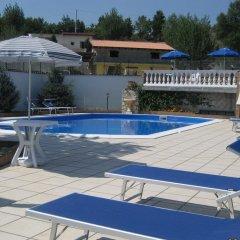 Отель I Tre Ulivi Форино бассейн фото 2