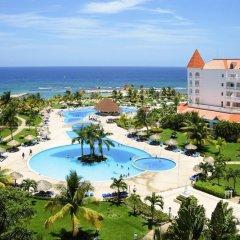 Отель Grand Bahia Principe Jamaica Ранавей-Бей балкон