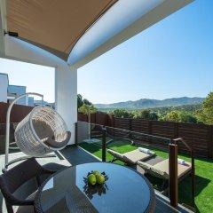 Отель Mas Tapiolas Suites Natura 4* Люкс с различными типами кроватей фото 9