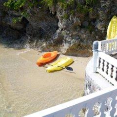 Отель Golden Cove Resort пляж