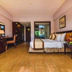 Mondial Hotel Hue 4* Номер Делюкс с различными типами кроватей фото 2