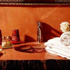 Отель Ecolodge Bab El Oued Maroc Oasis Номер Делюкс с различными типами кроватей