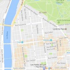 Отель Le Coeur du 6ème Франция, Лион - отзывы, цены и фото номеров - забронировать отель Le Coeur du 6ème онлайн спортивное сооружение