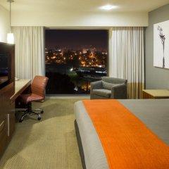Отель Real Inn Guadalajara Expo 4* Номер Делюкс с различными типами кроватей фото 4