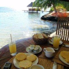 Отель Pension Motu Iti Французская Полинезия, Папеэте - отзывы, цены и фото номеров - забронировать отель Pension Motu Iti онлайн питание