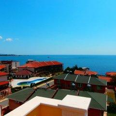Отель Villa Ravda Болгария, Равда - отзывы, цены и фото номеров - забронировать отель Villa Ravda онлайн пляж