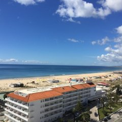 Отель Yellow Praia Monte Gordo пляж фото 2