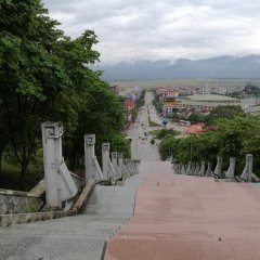 Отель Viet Hoang Guest House балкон