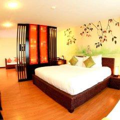 Отель Anise Hanoi 3* Стандартный номер разные типы кроватей фото 14