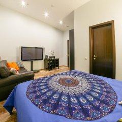Мини-отель Богемия 3* Улучшенный номер двуспальная кровать фото 2