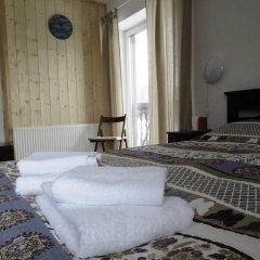 Гостиница Куршале Шале разные типы кроватей фото 12