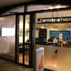 Отель Norwegian Hotelapartments 8 интерьер отеля