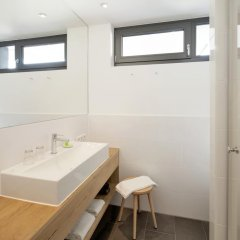 Hotel M120 Унтерфёринг ванная