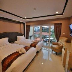 Отель New Nordic Marcus 3* Студия с различными типами кроватей фото 6